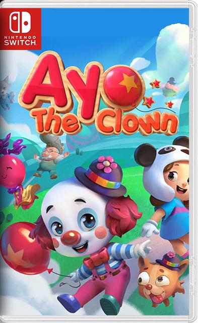 Ayo the Clown Switch NSP XCI NSZ