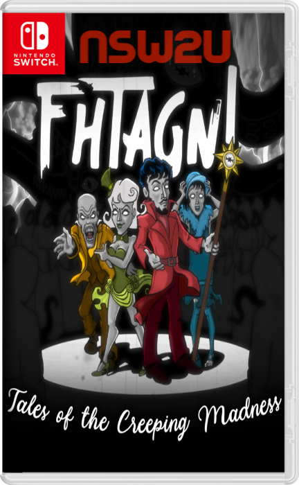 Fhtagn - Tales of the Creeping Madness Switch NSP XCI NSZ