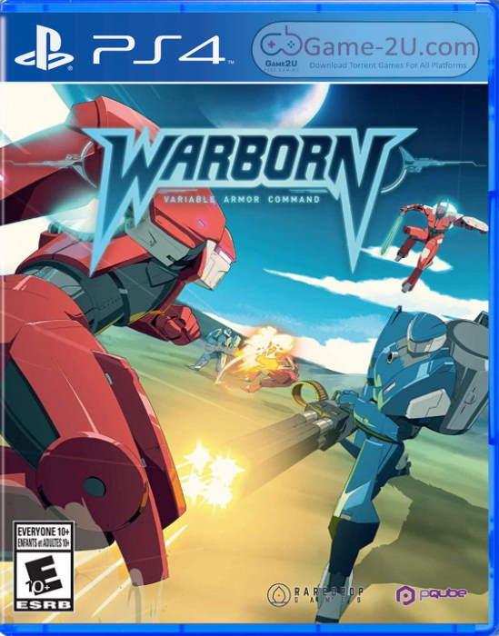 WARBORN PS4 PKG