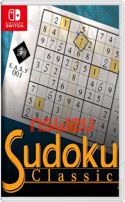 Sudoku Classic Switch NSP XCI NSZ