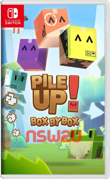 Pile Up Box by Box Switch NSP XCI NSZ