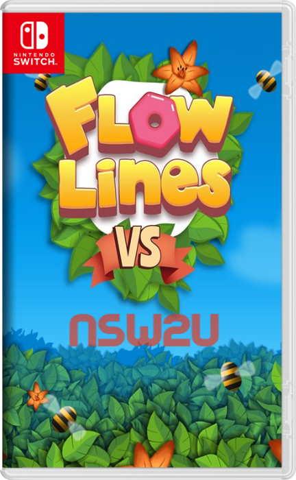 Flowlines VS Switch NSP XCI NSZ