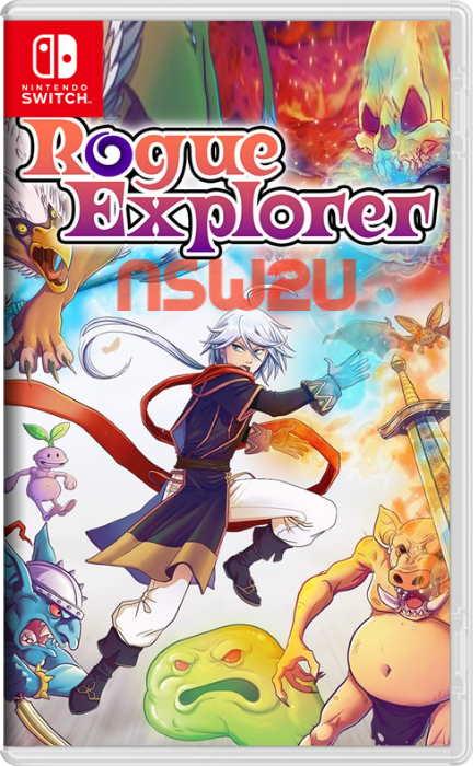 Rogue Explorer Switch NSP XCI NSZ
