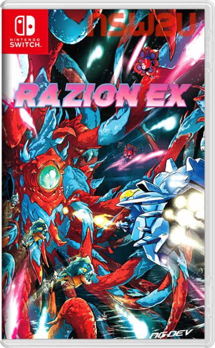 Razion EX Switch NSP XCI NSZ