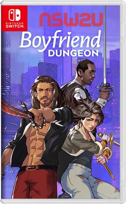 Boyfriend Dungeon Switch NSP XCI NSZ