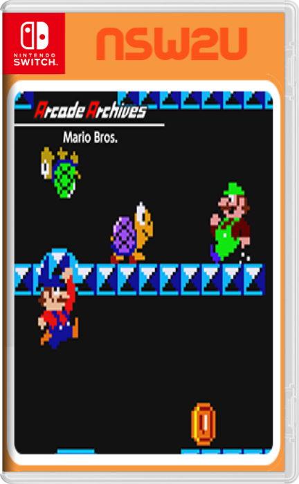 Arcade Archives MARIO BROS. Switch NSP XCI NSZ