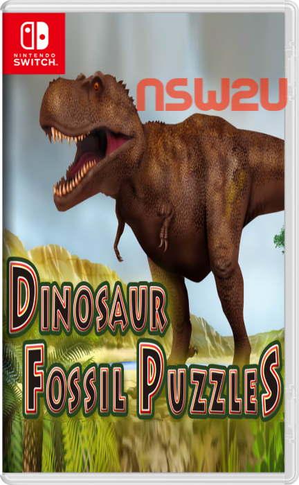 Dinosaur Fossil Puzzles Switch NSP XCI NSZ