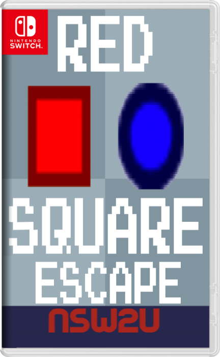 Red Square Escape Switch NSP XCI NSZ