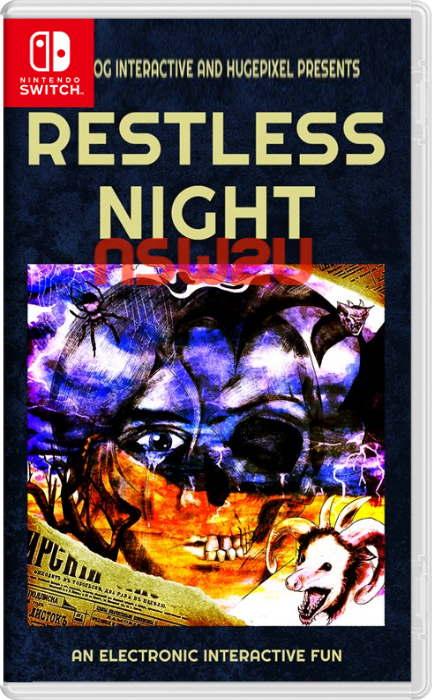 Restless Night Switch NSP XCI NSZ