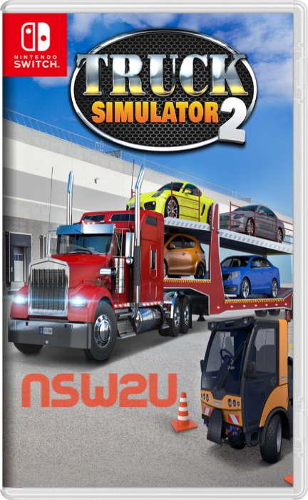 Truck Simulator 2 Switch NSP XCI NSZ