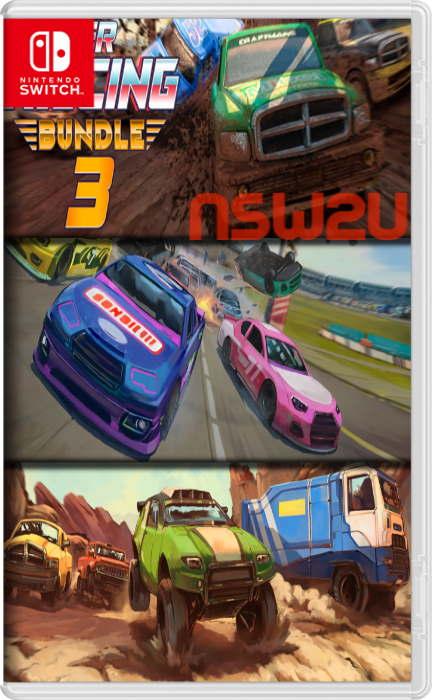Power Racing Bundle 3 Switch NSP XCI NSZ