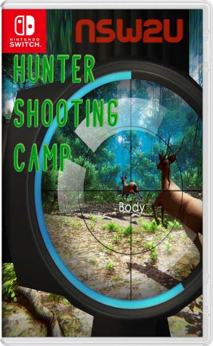 Hunter Shooting Camp Switch NSP XCI NSZ