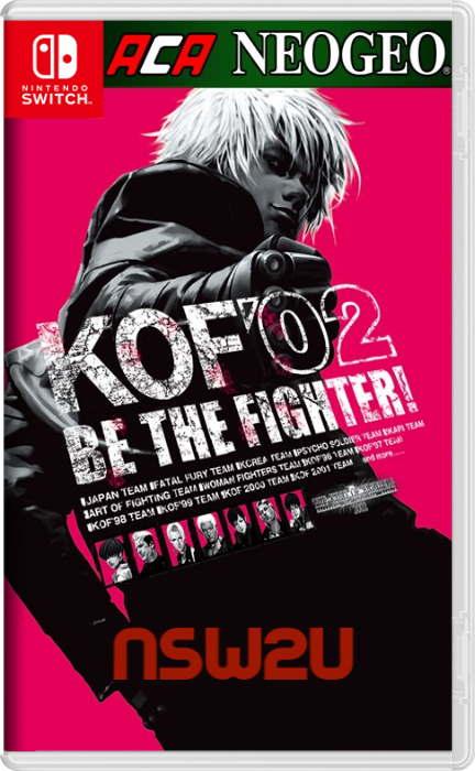 ACA NEOGEO THE KING OF FIGHTERS 2002 Switch NSP XCI NSZ