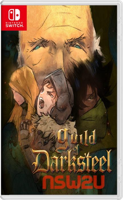 Guild of Darksteel Switch NSP XCI NSZ