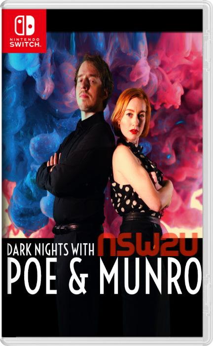Dark Nights with Poe and Munro Switch NSP XCI NSZ