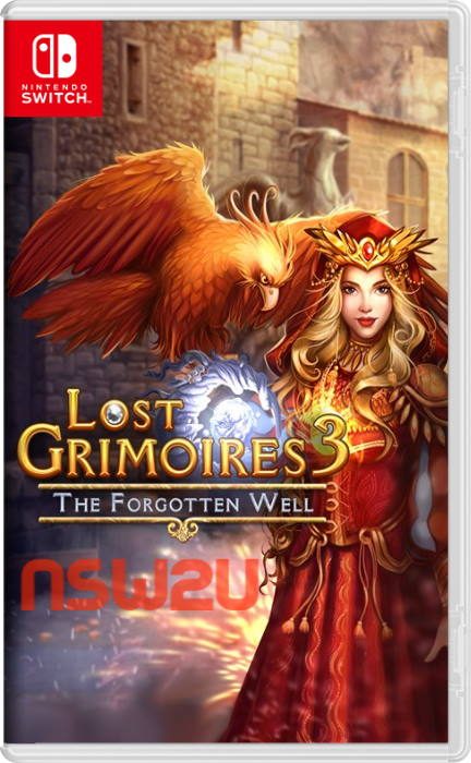 Lost Grimoires 3 The Forgotten Well Switch NSP XCI NSZ
