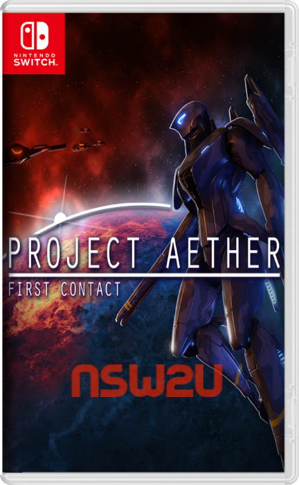 Project AETHER First Contact Switch NSP XCI NSZ
