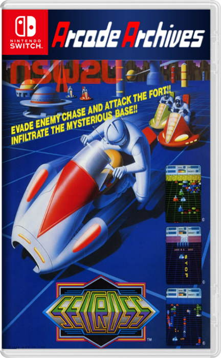 Arcade Archives SEICROSS Switch NSP XCI NSZ