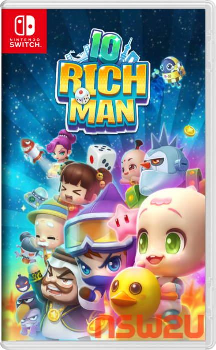 RichMan 10 Switch NSP XCI NSZ