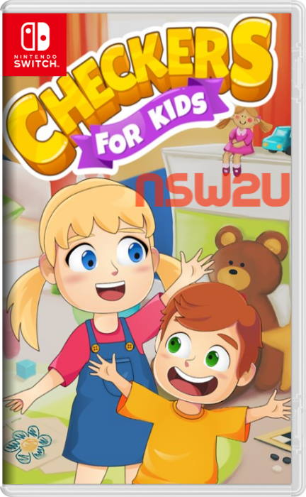 Checkers for Kids Switch NSP XCI NSZ