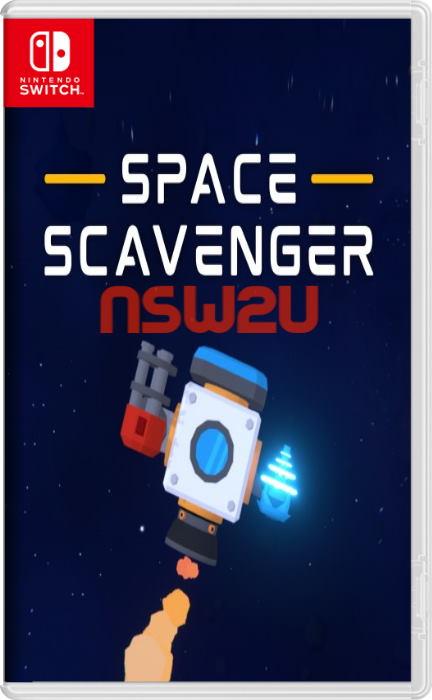 Space Scavenger Switch NSP XCI NSZ