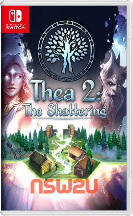 Thea 2 The Shattering Switch NSP XCI NSZ