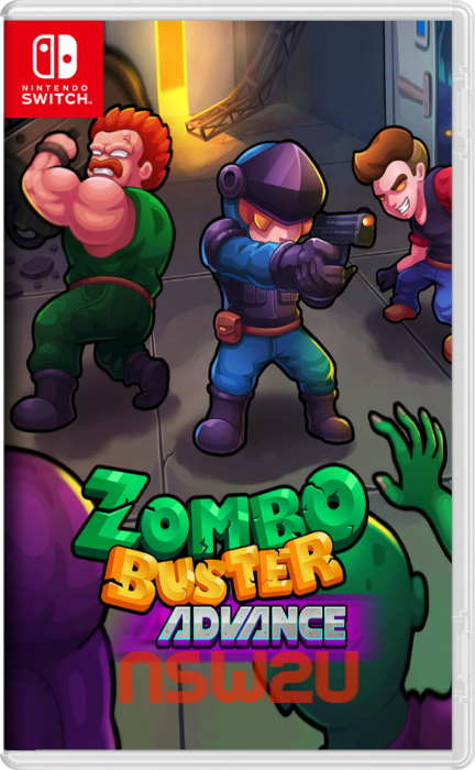 Zombo Buster Advance Switch NSP XCI NSZ