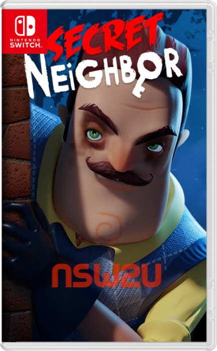 Secret Neighbor Switch NSP XCI NSZ