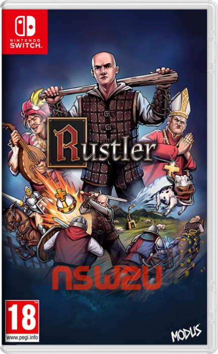 Rustler Switch NSP XCI NSZ