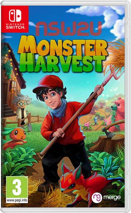Monster Harvest Switch NSP XCI NSZ