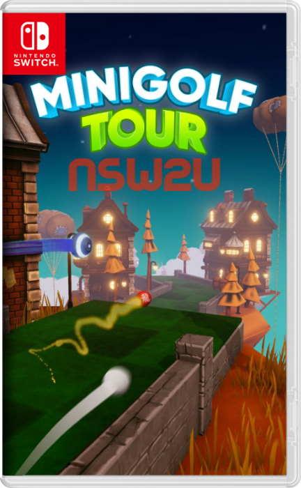 MiniGolf Tour Switch NSP XCI NSZ