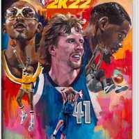 NBA 2K22 Switch NSP