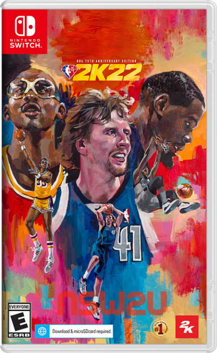 NBA 2K22 Switch NSP XCI NSZ