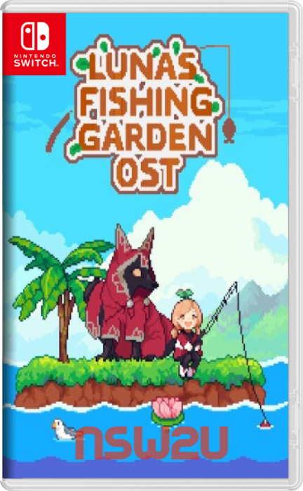 Lunas Fishing Garden Switch NSP XCI NSZ eShop
