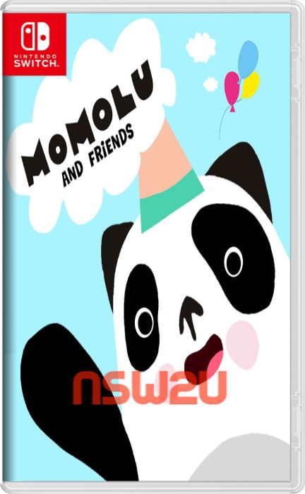 Momolu and Friends Switch NSP XCI NSZ