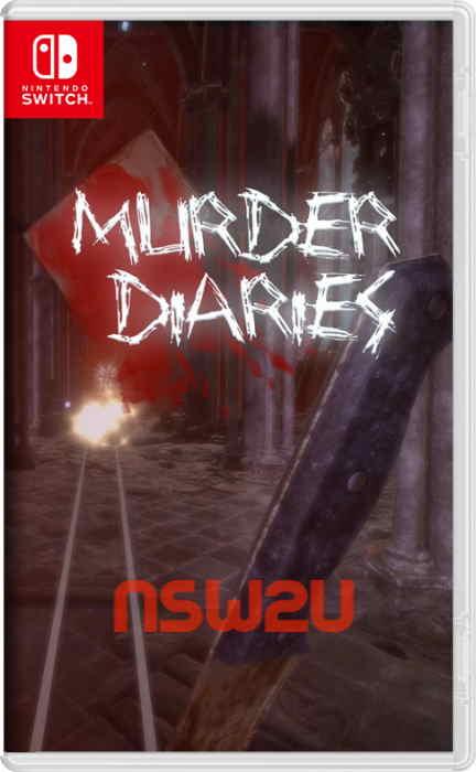 Murder Diaries Switch NSP XCI NSZ