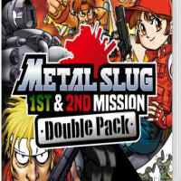 """METAL SLUG 1st & 2nd MISSION"" Double Pack Switch NSP"