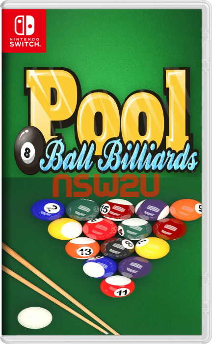 Pool 8 Ball Billiards Switch NSP XCI NSZ
