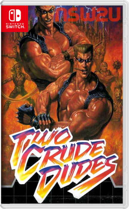 Johnny Turbos Arcade Two Crude Dudes Switch NSP XCI NSZ
