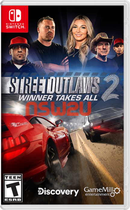 Street Outlaws 2 Winner Takes All Switch NSP XCI NSZ