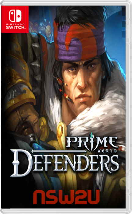 Prime World Defenders Switch NSP XCI NSZ