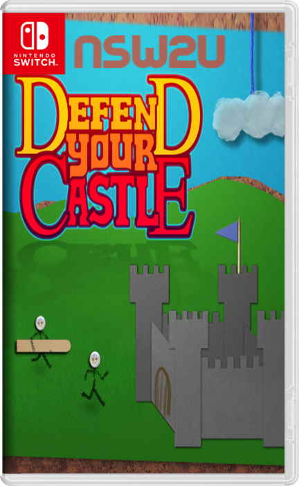 Defend Your Castle Switch NSP XCI NSZ