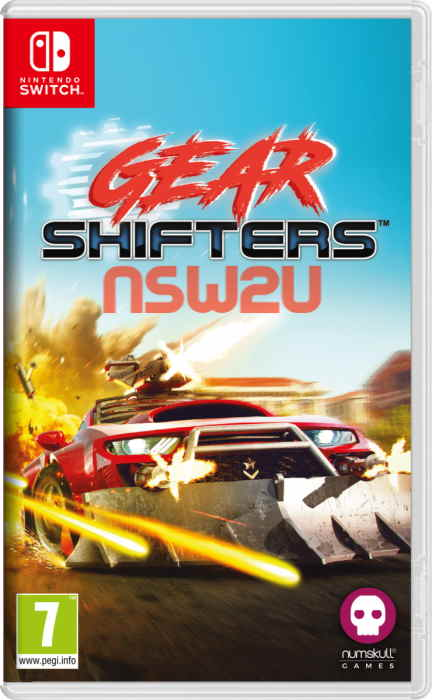 Gearshifters Switch NSP XCI NSZ