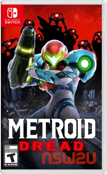 Metroid Dread Switch NSP XCI NSZ