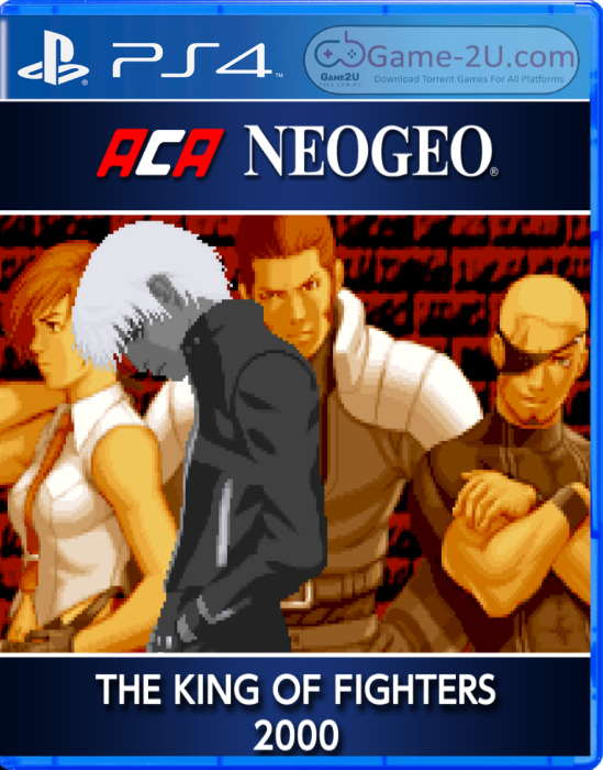 ACA NEOGEO THE KING OF FIGHTERS 2000 PS4 PKG