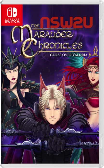 The Marauder Chronicles Curse Over Valdria Switch NSP XCI NSZ