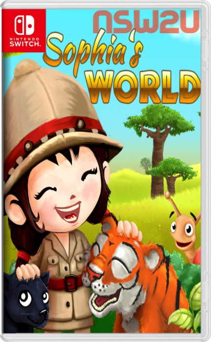 Sophias World Switch NSP XCI NSZ