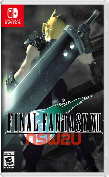 FINAL FANTASY VII Switch NSP XCI NSZ