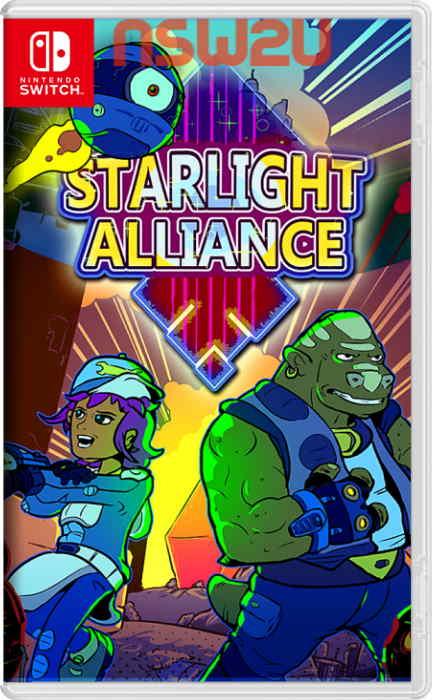 Starlight Alliance Switch NSP XCI NSZ