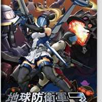 EARTH DEFENSE FORCE 3 for Nintendo Switch NSP XCI